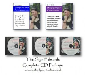 SPECIAL OFFER: The Complete Glyn Edwards CD (Audio) Package - June 2019 - £63.20